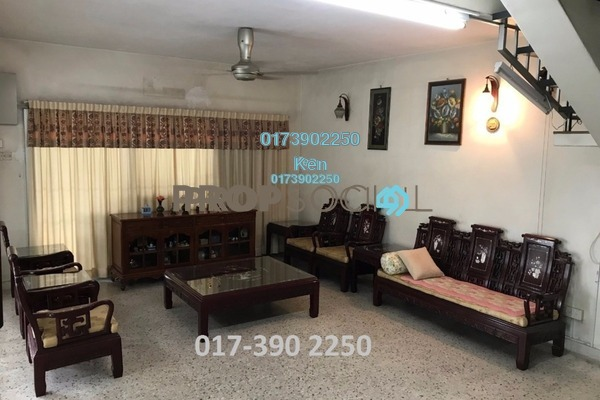 For Rent Terrace at SS22, Damansara Jaya Freehold Fully Furnished 5R/4B 2.5k
