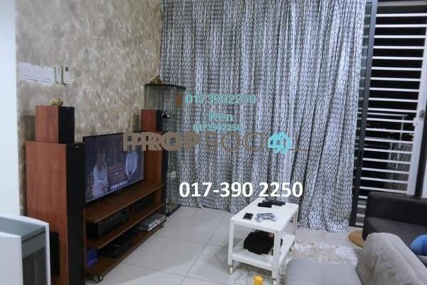 For Sale Condominium at USJ One Park, UEP Subang Jaya Freehold Fully Furnished 4R/3B 500k