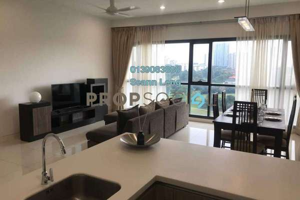 For Rent Condominium at Arnica Serviced Residence @ Tropicana Gardens, Kota Damansara Freehold Fully Furnished 3R/2B 4.6k