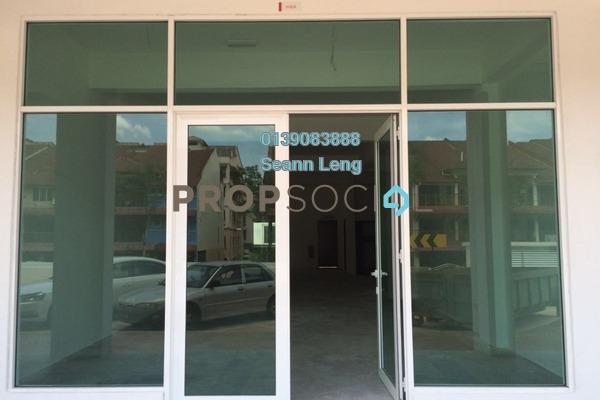 For Rent Shop at Boulevard Business Park, Jalan Ipoh Freehold Unfurnished 0R/0B 5k