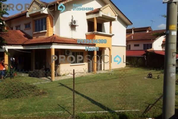 For Sale Terrace at Taman Kajang Perdana, Kajang Freehold Unfurnished 4R/3B 799k