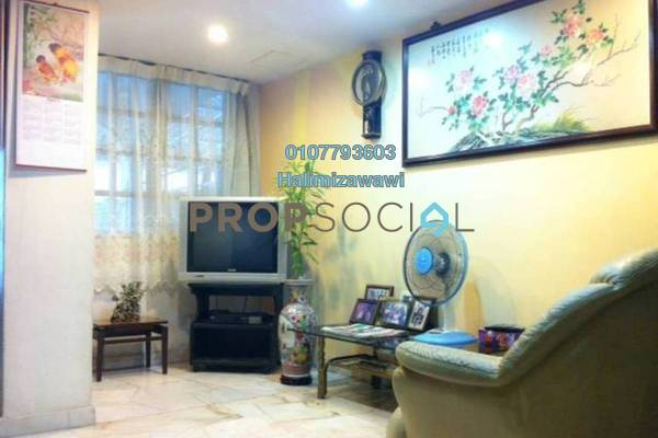 For Sale Terrace at Taman Dagang, Ampang Freehold Unfurnished 4R/2B 600k
