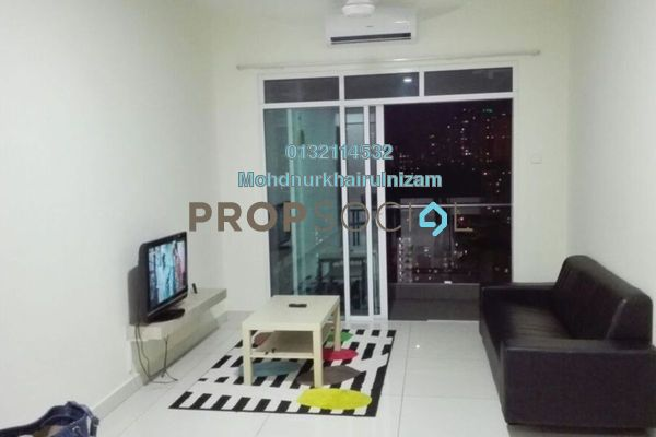 For Sale Condominium at Saville @ The Park, Pantai Freehold Fully Furnished 3R/2B 780k
