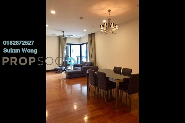 For Rent Condominium at The Binjai On The Park, KLCC Freehold Fully Furnished 3R/3B 12k