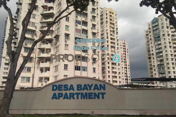 For Sale Apartment at Desa Bayan, Sungai Ara Freehold Fully Furnished 3R/2B 270k