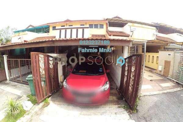 For Sale Townhouse at Bandar Sri Putra, Bandar Seri Putra Freehold Semi Furnished 3R/2B 350k
