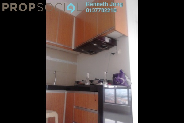 For Rent Serviced Residence at Univ 360 Place, Seri Kembangan Freehold Fully Furnished 1R/1B 1.5k