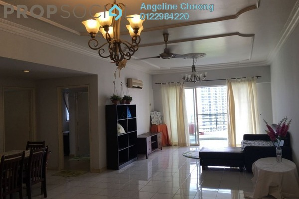 For Rent Condominium at Duta Ria, Dutamas Freehold Fully Furnished 3R/2B 1.7k