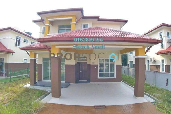 For Sale Bungalow at Kampung Olak Lempit, Banting Leasehold Unfurnished 5R/4B 610k