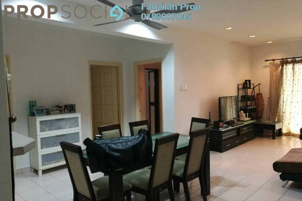 For Rent Condominium at Sri Putramas I, Dutamas Freehold Fully Furnished 3R/2B 2k