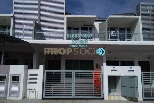 For Rent Link at Taman Cheras Idaman, Bandar Sungai Long Freehold Fully Furnished 4R/3B 1.6k