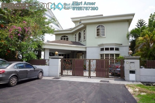 For Sale Bungalow at Taman Ampang Utama, Ampang Freehold Semi Furnished 6R/7B 3.2m