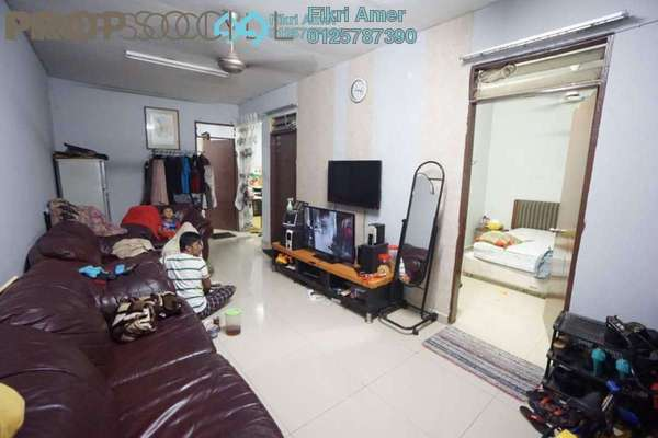 For Sale Apartment at Mentari Court 1, Bandar Sunway Freehold Unfurnished 3R/2B 260k
