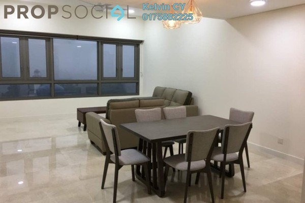 For Sale Serviced Residence at The Sentral Residences, KL Sentral Freehold Fully Furnished 2R/3B 1.8m