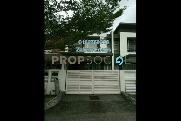 For Sale Terrace at Ukay Perdana, Ukay Freehold Semi Furnished 4R/3B 837k