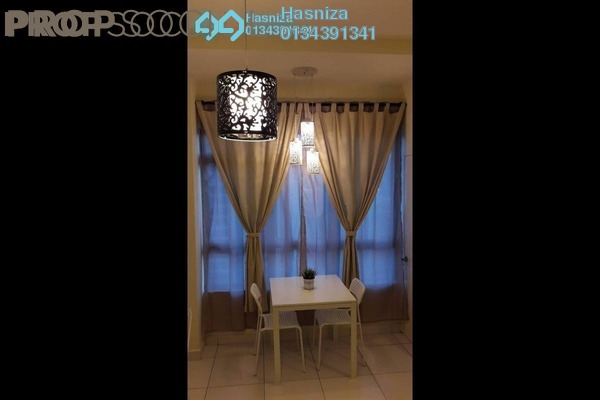 For Rent SoHo/Studio at Neo Damansara, Damansara Perdana Freehold Fully Furnished 0R/1B 1.6k