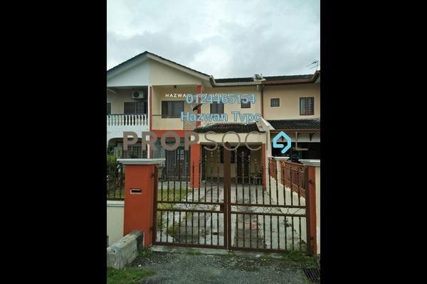 For Sale Terrace at Taman Jasmin, Kajang Freehold Unfurnished 4R/3B 435k