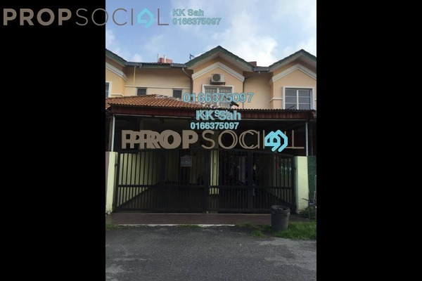 For Sale Link at Bandar Putera Klang, Klang Freehold Semi Furnished 4R/3B 385k