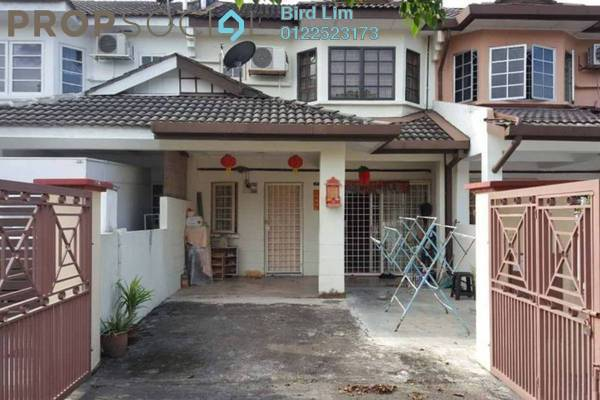 For Sale Terrace at Taman Bukit Indah, Ampang Freehold Semi Furnished 4R/3B 558k