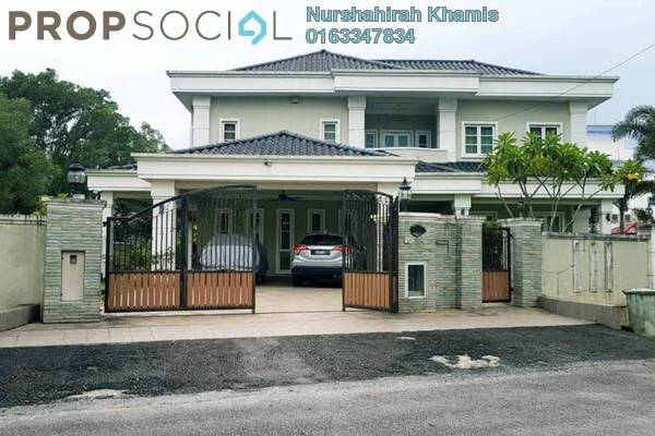 For Sale Bungalow at Section 8, Kota Damansara Freehold Semi Furnished 7R/7B 3.2m