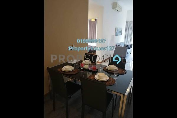For Rent Serviced Residence at Suasana Sentral Loft, KL Sentral Freehold Fully Furnished 2R/2B 3.8k