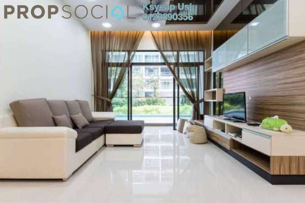 For Rent Condominium at The Z Residence, Bukit Jalil Freehold Fully Furnished 3R/2B 3.2k