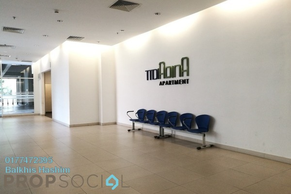 For Sale Condominium at TTDI Adina, Shah Alam Freehold Fully Furnished 3R/3B 570k