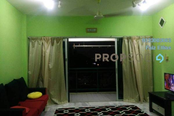 For Sale Condominium at Mutiara Condominium, Ampang Freehold Unfurnished 3R/2B 342k