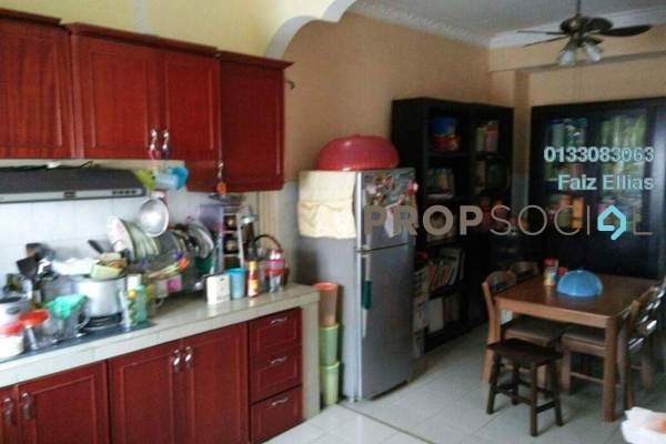 For Sale Terrace at Bandar Tasik Puteri, Rawang Freehold Unfurnished 4R/3B 320k