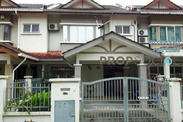 For Sale Terrace at BK5, Bandar Kinrara Freehold Unfurnished 4R/3B 850k