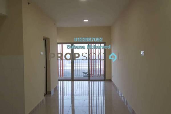 For Sale SoHo/Studio at Suria Jelutong, Bukit Jelutong Freehold Semi Furnished 1R/1B 340k