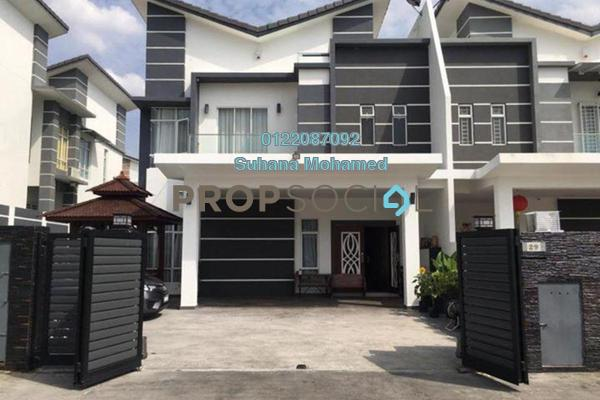 For Sale Semi-Detached at Greenhill Residence, Shah Alam Freehold Semi Furnished 5R/6B 1.59m