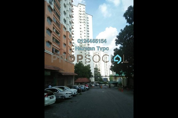 For Sale Apartment at Flora Damansara, Damansara Perdana Freehold Unfurnished 3R/2B 230k