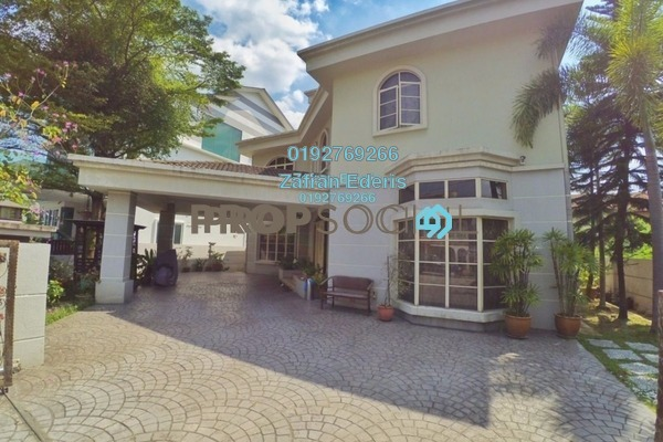 For Sale Bungalow at Taman Ampang Utama, Ampang Leasehold Unfurnished 6R/7B 3.2m