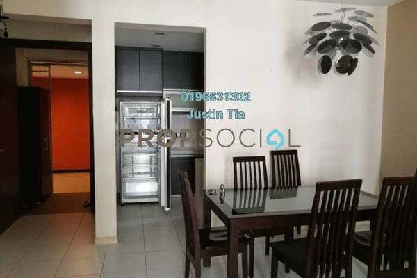 For Rent Condominium at The Tamarind, Sentul Freehold Fully Furnished 3R/2B 2.2k