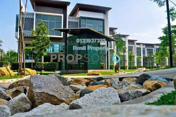 For Sale Superlink at Symphony Hills, Cyberjaya Freehold Fully Furnished 4R/4B 1.2m