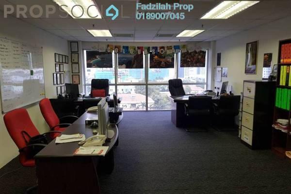 For Rent Office at Solaris Dutamas, Dutamas Freehold Fully Furnished 0R/0B 1.8k