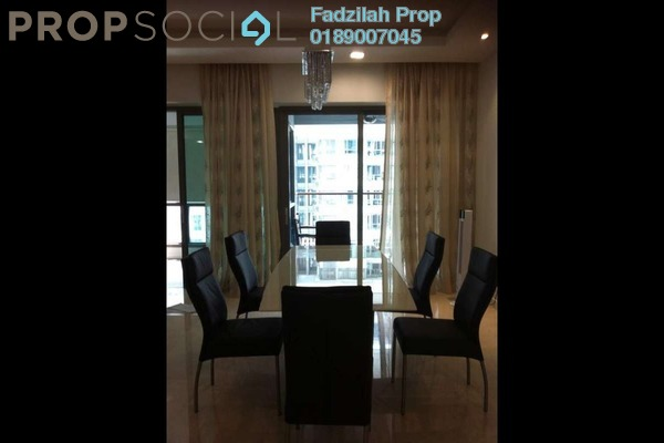 For Rent Condominium at Seni, Mont Kiara Freehold Fully Furnished 4R/4B 9.5k