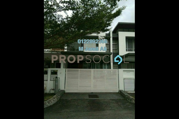 For Sale Terrace at Ukay Perdana, Ukay Leasehold Semi Furnished 4R/3B 837k