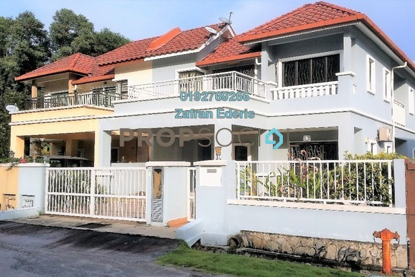 For Sale Semi-Detached at Sovereign, Bandar Putra Permai Leasehold Semi Furnished 4R/4B 1m