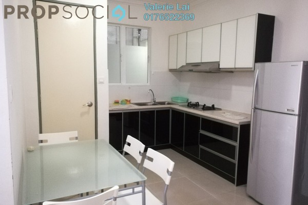 For Rent Condominium at Ritze Perdana 2, Damansara Perdana Freehold Fully Furnished 1R/1B 1.6k