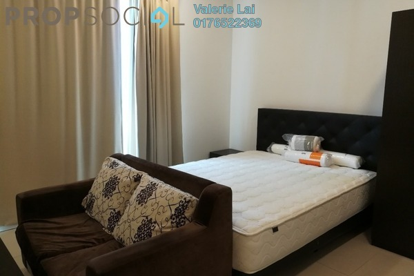 For Rent Condominium at Ritze Perdana 2, Damansara Perdana Freehold Fully Furnished 1R/1B 1.5k