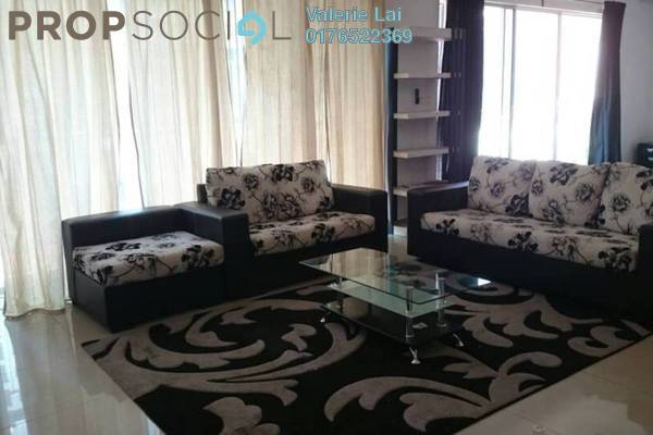 For Rent Condominium at Ritze Perdana 2, Damansara Perdana Freehold Fully Furnished 1R/1B 1.9k