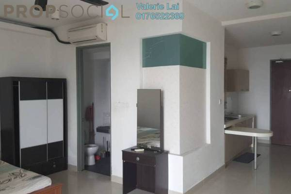 For Rent Condominium at Ritze Perdana 2, Damansara Perdana Freehold Fully Furnished 1R/1B 1.3k