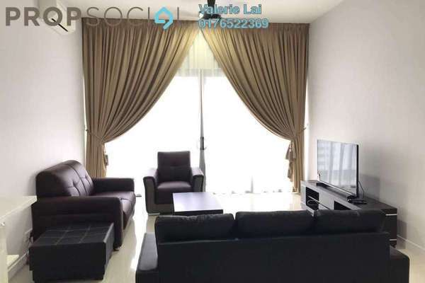 For Rent Condominium at Reflection Residences, Mutiara Damansara Freehold Fully Furnished 3R/2B 3.8k