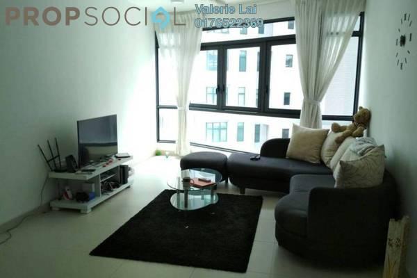 For Rent Condominium at AraGreens Residences, Ara Damansara Freehold Fully Furnished 2R/2B 2.6k