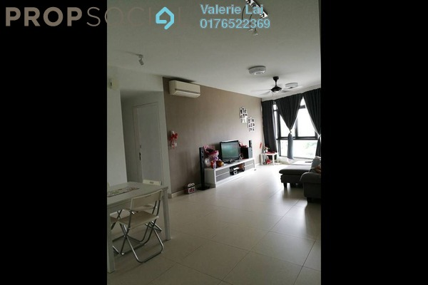 For Rent Condominium at AraGreens Residences, Ara Damansara Freehold Fully Furnished 2R/2B 3.2k