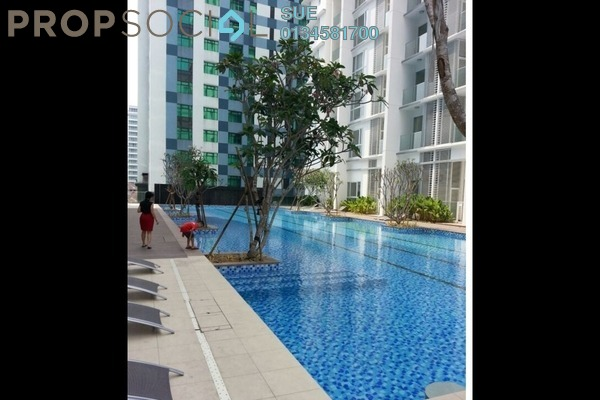 For Rent Serviced Residence at M Suites, Ampang Hilir Freehold Fully Furnished 0R/1B 1.8k