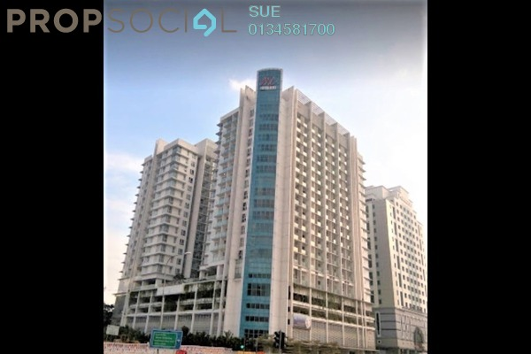 For Sale Serviced Residence at M Suites, Ampang Hilir Freehold Fully Furnished 2R/2B 950k