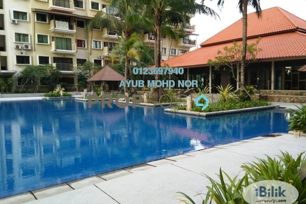 For Rent Condominium at Puri Aiyu, Shah Alam Freehold Unfurnished 3R/2B 1.3k